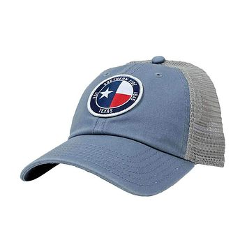 Texas Vintage State Trucker Hat by Southern Tide