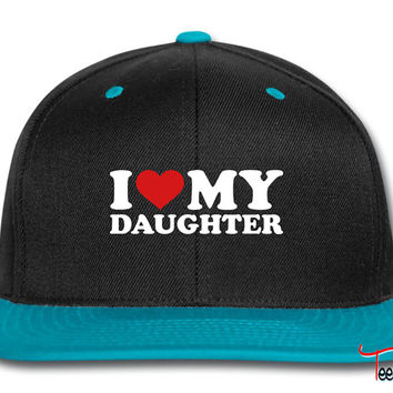 I love my daughter Snapback