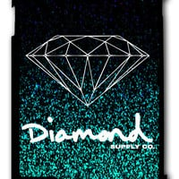 Glitter Diamond Supply Co iPad case, Available for iPad 2, iPad 3, iPad 4 , iPad mini and iPad Air