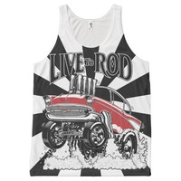 57 Gasser ALL-OVER Print Tanks All-Over Print Tank Top