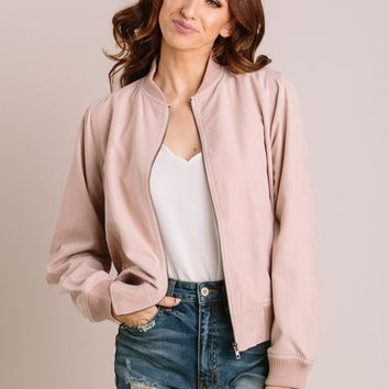 Georgia Bomber Jacket