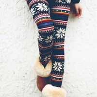 Elin Knit Sweater Leggings - Black - $35.00 : Ava Adorn, Apparel and Accessories from Around the World