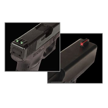 FIBER OPTIC SET - GLOCK HIGH
