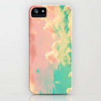 Candy Mountains iPhone Case | Print Shop