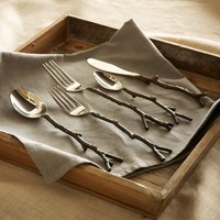 Twig Flatware 5-pc. Set