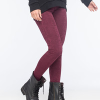 FULL TILT Jacquard Womens Leggings | Leggings