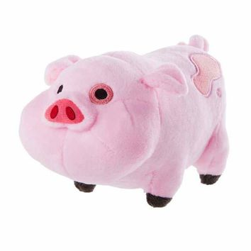 Gravity Falls Pink Pig Waddles Plush Toy 16CM 1pcs
