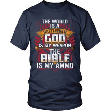 God Is My Ammo