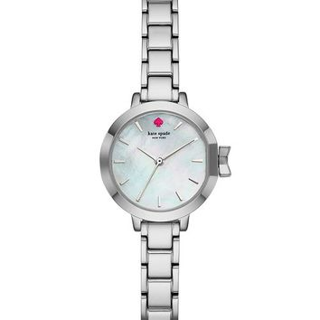 kate spade new york Women's Park Row Stainless Steel Bracelet Watch 24mm KSW1362 & Reviews - Watches - Jewelry & Watches - Macy's