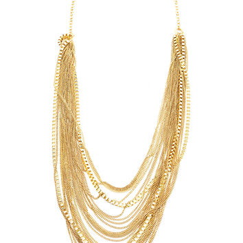Mila Layered Necklace