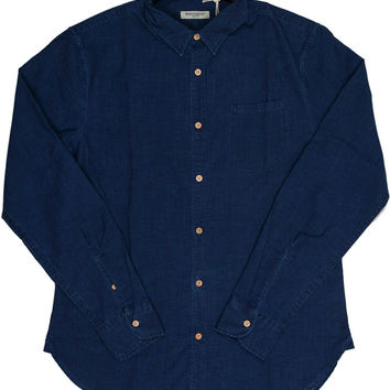 Levi's Made and Crafted One Pocket Shirt - Chambray