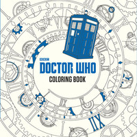Doctor Who Coloring Book by Price Stern Sloan | PenguinRandomHouse.com