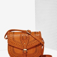 Get In the Saddle Crossbody Bag