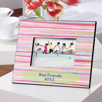 Personalized Color Bright Frames - Water Colors