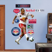 Fathead New York Red Bulls Thierry Henry Wall Decals