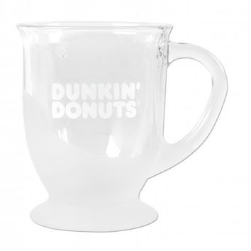 12oz Glass Mug