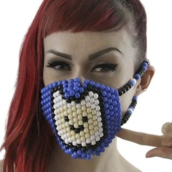 Finn The Human Surgical Kandi Mask