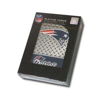 PSG Playing Cards NFL New England Patriots
