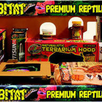 Zoo Med Repti-Habitat Bearded Dragon Tank Kit 20 Gallon
