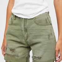 Free People Militaire Short