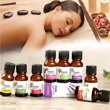Melaleuca 10ml Tea Tree Pure Essential Oils  for Aromatherapy Diffusers Natural Essential Oil