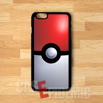 pokemon balll-11n1 for iPhone 6S case, iPhone 5s case, iPhone 6 case, iPhone 4S, Samsung S6 Edge