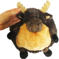 Mini Squishable Moose