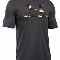 Under Armour Men's UA Sportstyle Camo Logo T-Shirt