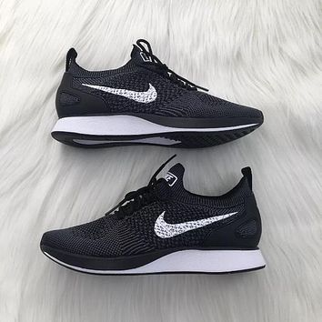 Nike Air Zoom Mariah Flyknit Racer Running Sport Shoes