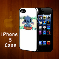 B1312 Lilo and Stitch Aloha Iphone 5 Case