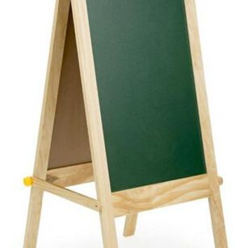 Childrens_Easel_with_Chalkboard_and_Write-on_White_Board,_2_Sided,_Floorstanding_19527