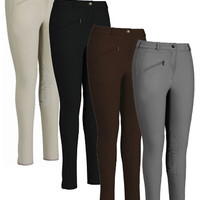 Saddles Tack Horse Supplies - ChickSaddlery.com TuffRider Classic Riding Breech