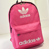 """Adidas""Male han edition young students backpack bag computer bag bag boy fashion rucksack"