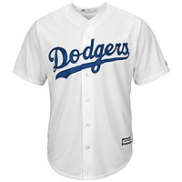 Los Angeles Dodgers Cool Base Home Baseball Jersey