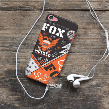 Fox Motocross  iPod Case Cover Series