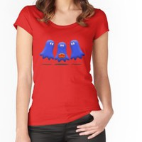 'The Boo Man Group of Ghosts' T-Shirt by Gravityx9