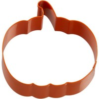 Pumpkin Cookie Cutter in Halloween | Crate and Barrel