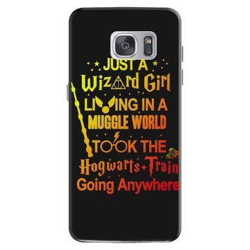 Just A Wizard Girl Living In A Muggle World Samsung Galaxy S7