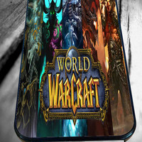World of Warcraft Art To Device for iPhone 4/4s/5/5S/5C/6, Samsung S3/S4/S5 Unique Case *95*