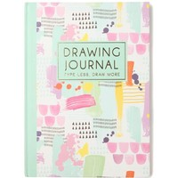 a4 activity journal