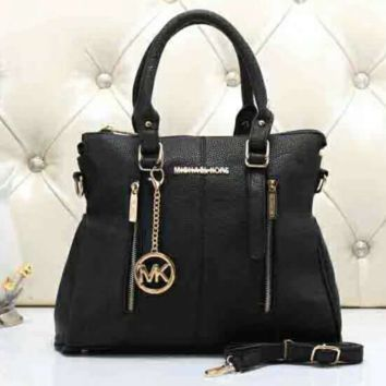 MK Women Leather Tote Satchel Shoulder Bag Handbag Crossbody G-LLBPFSH