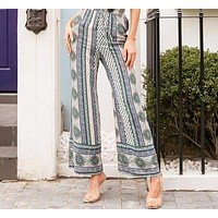 Ultimate Boho Chic Trousers