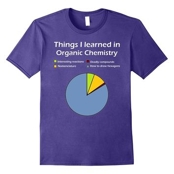 Funny Organic Chemistry Pun T Shirt for Women Men Chemist