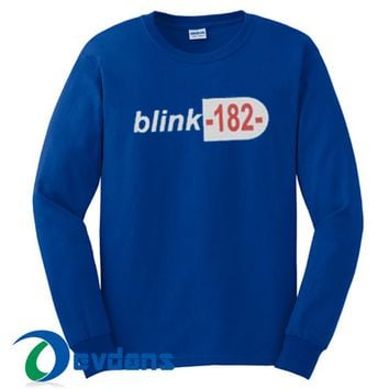 Blink 182 Sweatshirt Unisex Adult Size S to 3XL | Blink 182 Sweatshirt