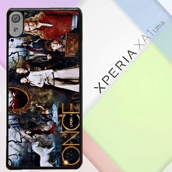 Once Upon A Time Wallpaper Y0852 Sony Xperia XA1 Ultra Case