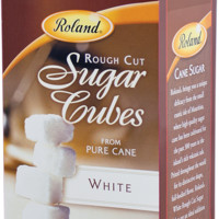 Roland Rough Cut White Sugar Cubes - 35 oz