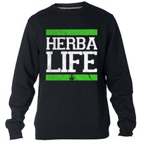 Herbalife Sweatshirt Sweater Crewneck Men or Women Unisex Size