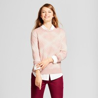 Women's Argyle Any Day Pullover - A New Day™