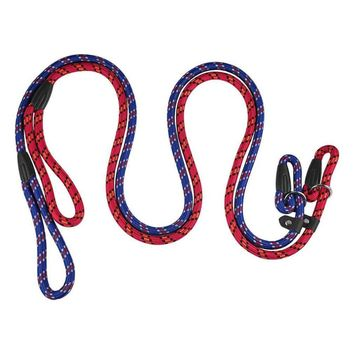 Soft Nylon Dog Training Leash. (Anti-Slip)