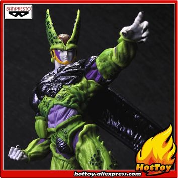 "Original Banpresto WORLD FIGURE COLOSSEUM Tenkaichi Budoukai BWFC vol.4 Collection Figure - Perfect Cell ""Dragon Ball Z"""
